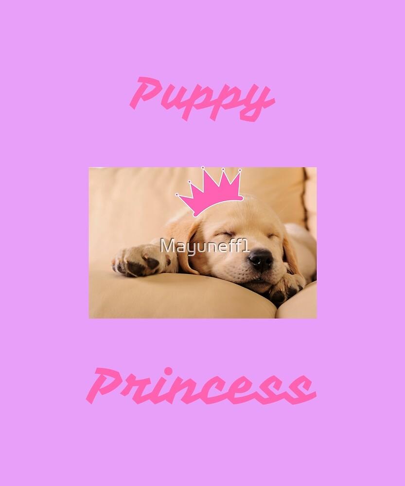 Puppy princess  by Mayuneff1