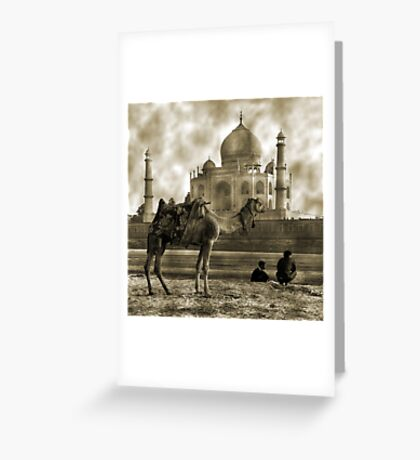 One Moment in Time Greeting Card