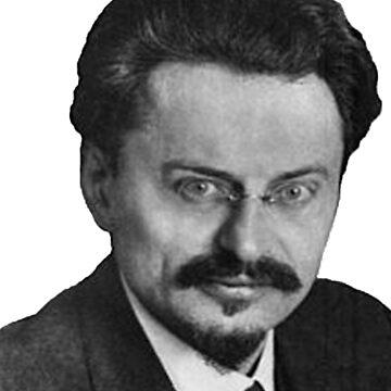 I love you but I've chosen Trotsky by Dovachiin