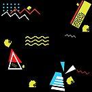 PEPE Wave - Retro 80's AESTHETICS by CentipedeNation