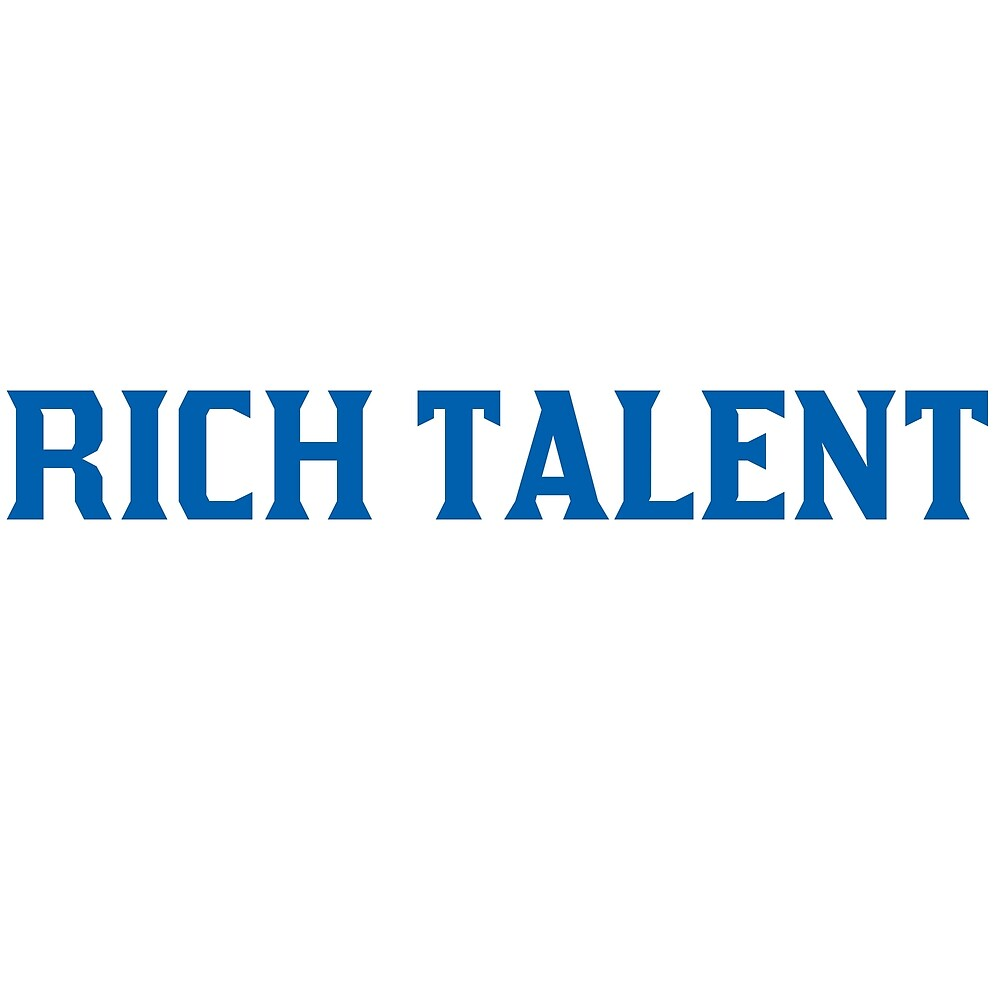 Rich Talent Text by RichTalent