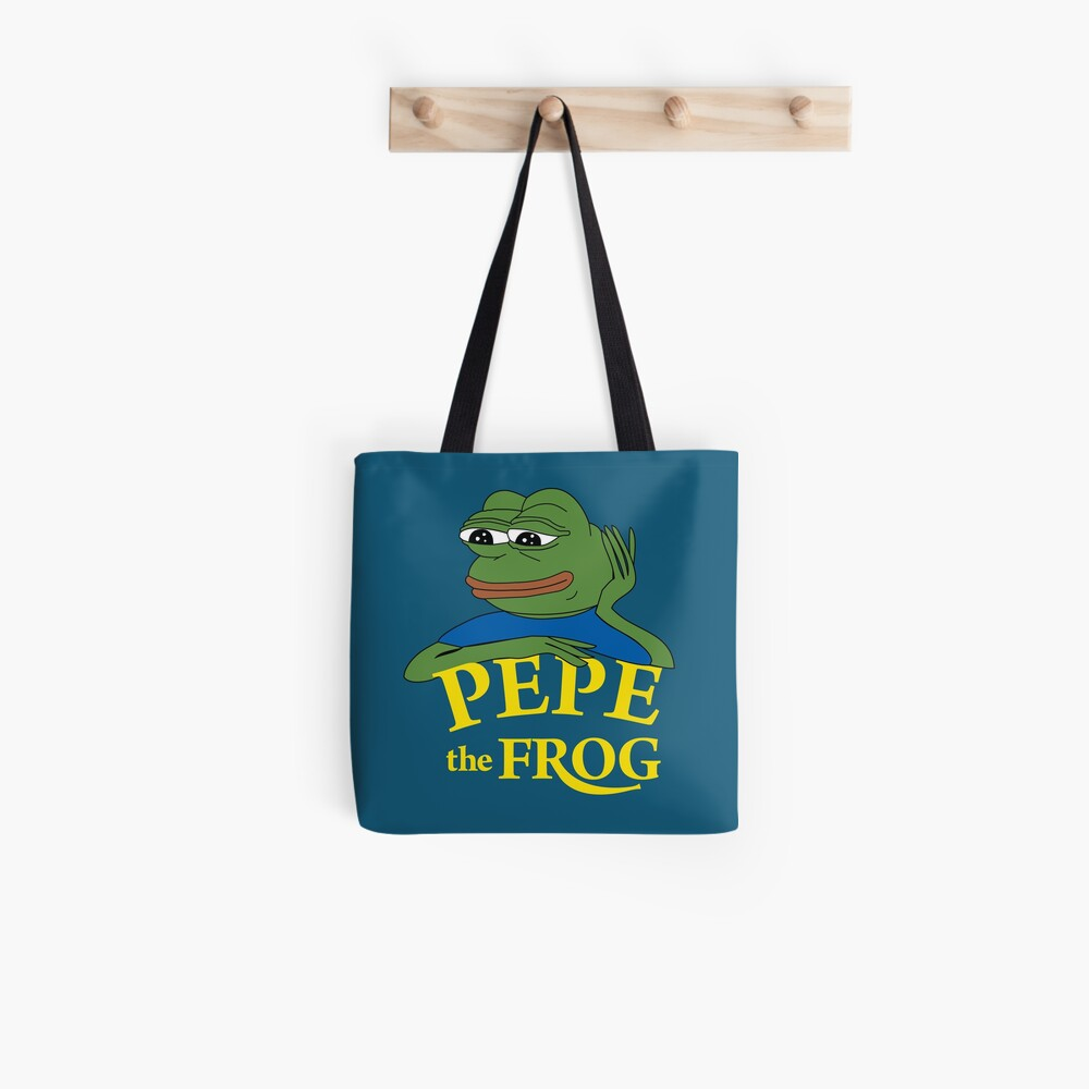 Pepe Loves You - Pepe the Frog Tote Bag