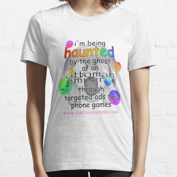 haunted by sultans past Essential T-Shirt