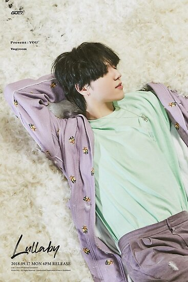 GOT7 (갓세븐) Present: YOU 'Lullaby' - Yugyeom (유겸) by dreamingxoxo
