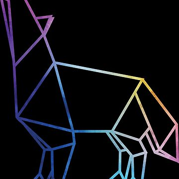 Howling Wolf | Dog Pack Origami by DesDesigner
