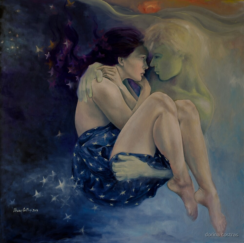 Upon Infinity by dorina costras
