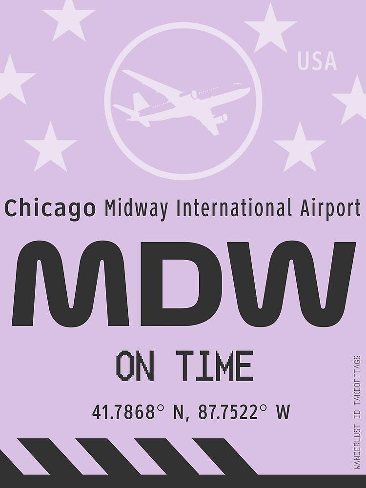 MDW airport by Wanderlust ID