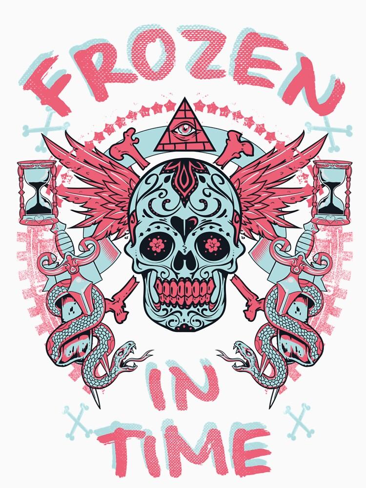 Frozen in time by teeking86