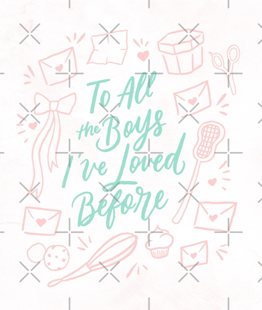 To All The Boys by andrealam