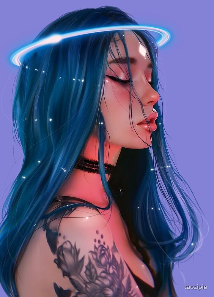 Glow by taozipie