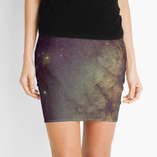 Scorpius, Mars, and Saturn Mini Skirt