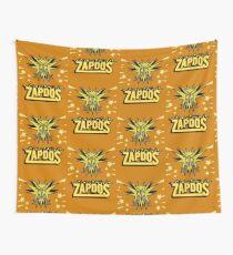 Zapdos Legendary Bird Wall Tapestry