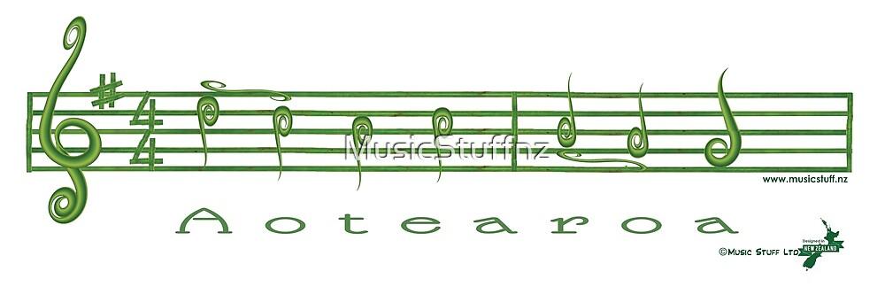 Aotearoa - NZ Anthem by MusicStuffnz