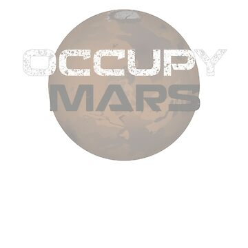 occupy mars by kikile457