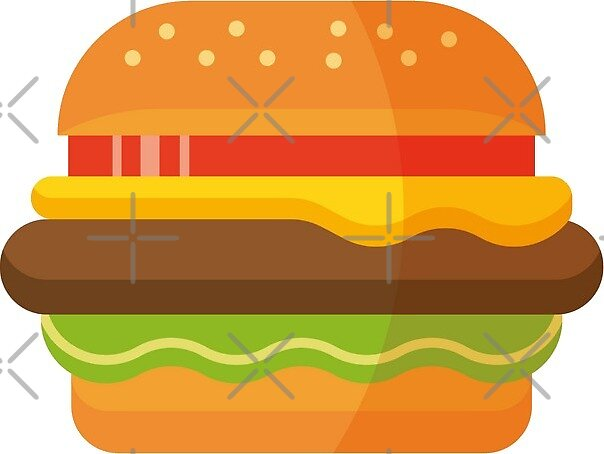 Subtle Burger by Mike Gilroy