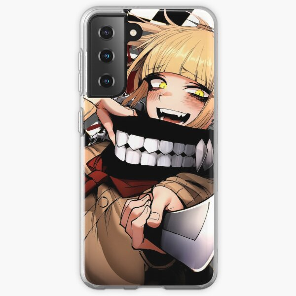Himiko Toga - Blood & Checkers Samsung Galaxy Soft Case
