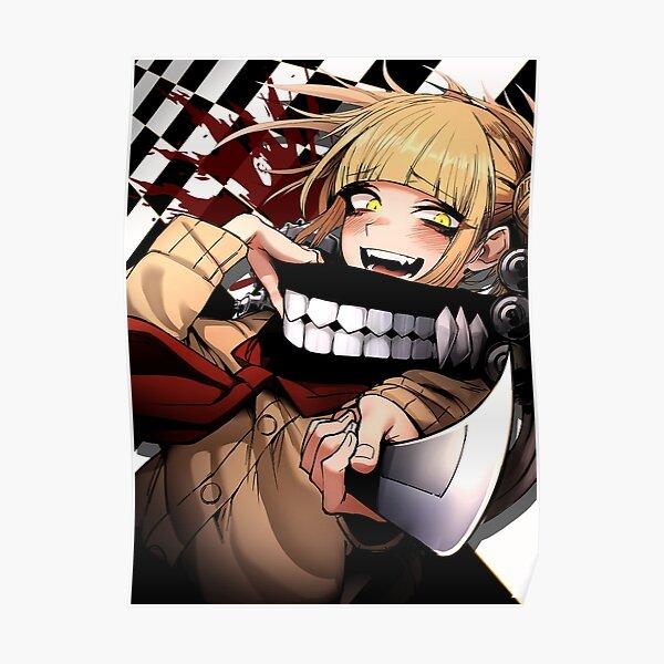 Himiko Toga - Sangre y Damas Póster