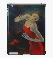 Shape Of My Heart... iPad Case/Skin