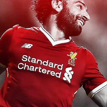 Mohamed Salah by irmatitaseptia