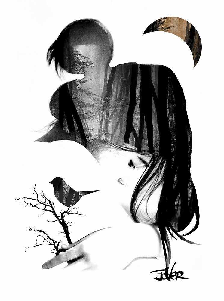 lost and found by Loui  Jover