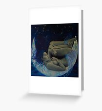 Counting Stars Greeting Card