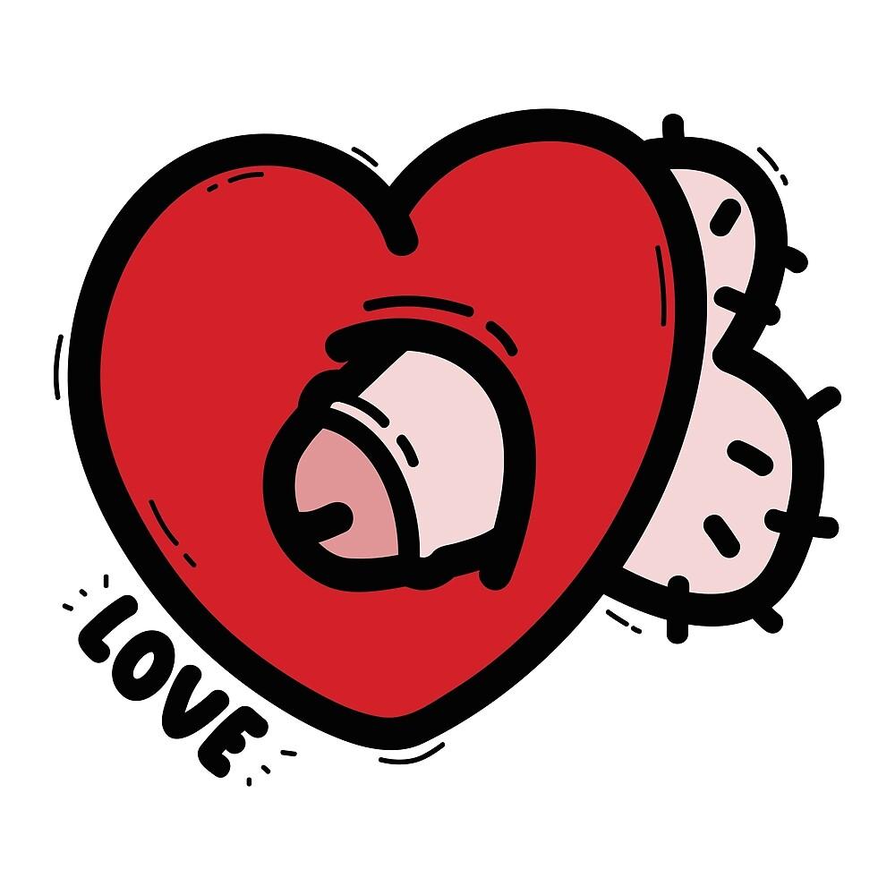 True love by jmenujiseoliver