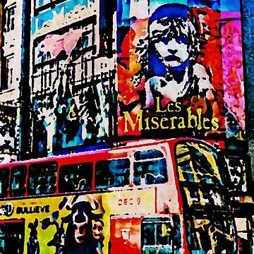 London Theatres by henryharrison