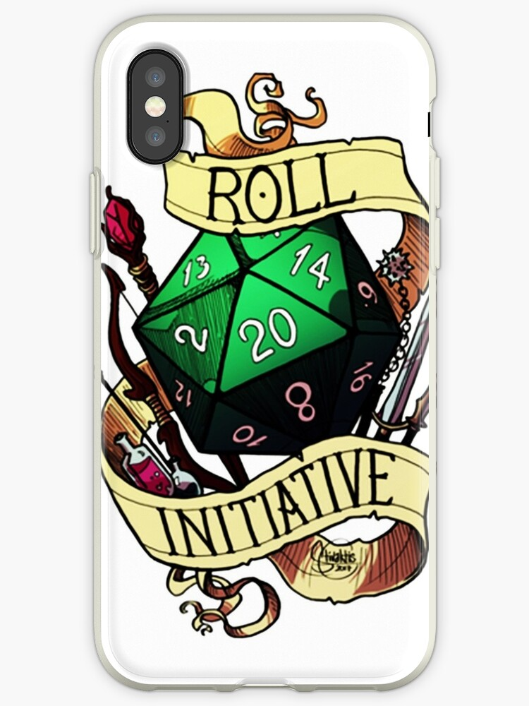 Roll Initiative by ElbertAustin