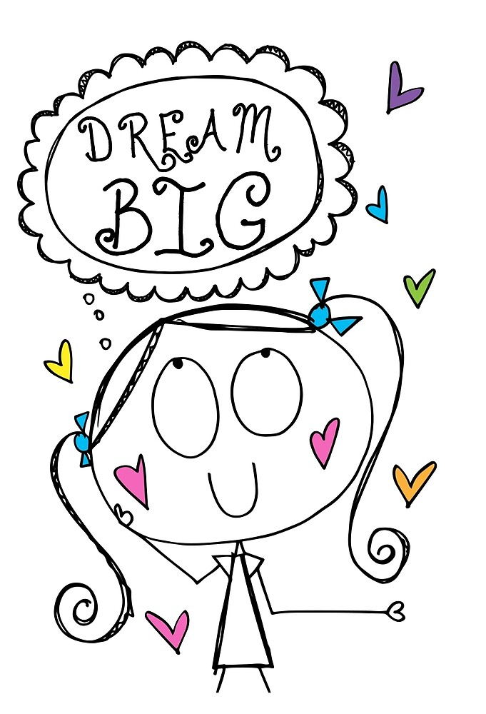 Dream Big by fromthepond