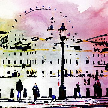 Horse Guard Parade London by henryharrison
