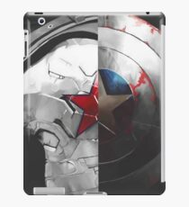 The Shield and the Soldier iPad Case/Skin