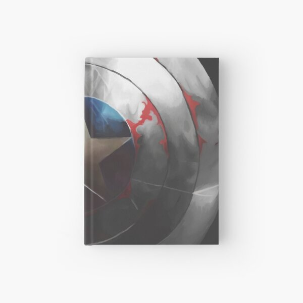 The Shield and the Soldier Hardcover Journal