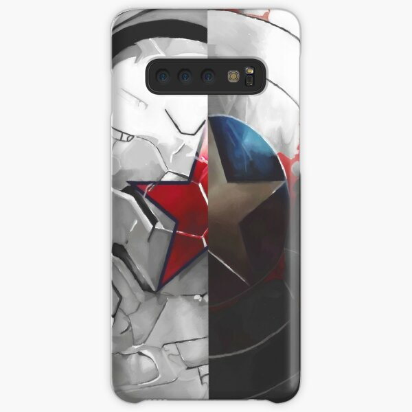 The Shield and the Soldier Samsung Galaxy Snap Case