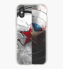 The Shield and the Soldier iPhone Case