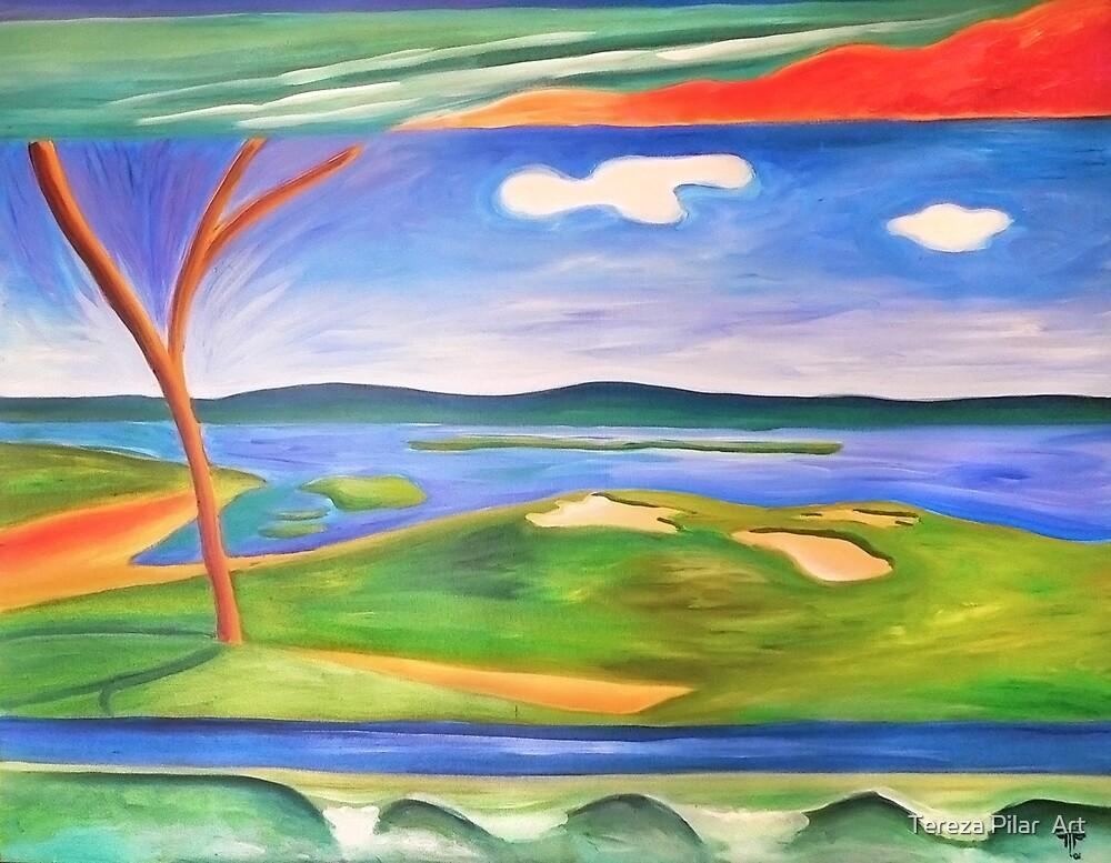 Golf . Quinta do Lago . Algarve by terezadelpilar ~ art & architecture
