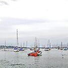 The Hamble Lifeboat by John Thurgood