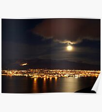 Akureyri   ( Iceland  ) Poster