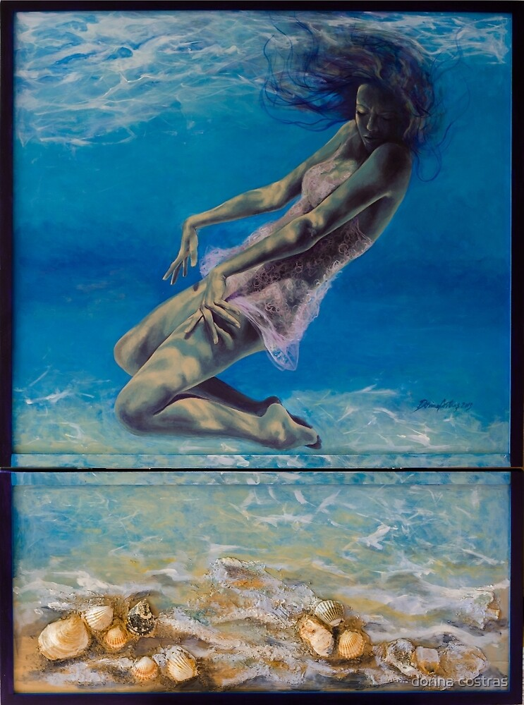 Longing From The Depths by dorina costras
