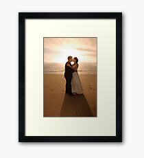 Happily Ever After... Framed Print