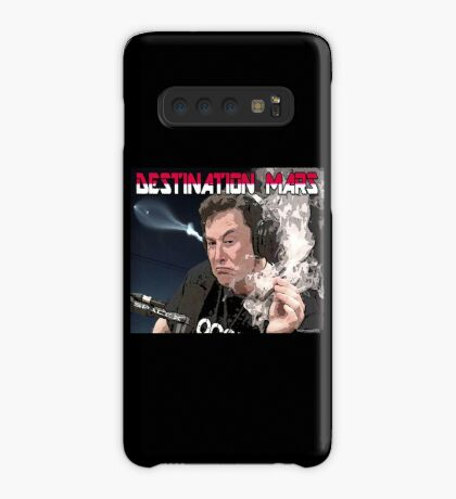 Destination Mars Case/Skin for Samsung Galaxy