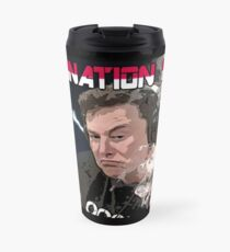 Destination Mars Travel Mug