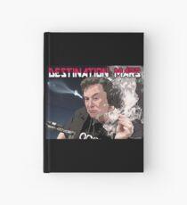 Destination Mars Hardcover Journal