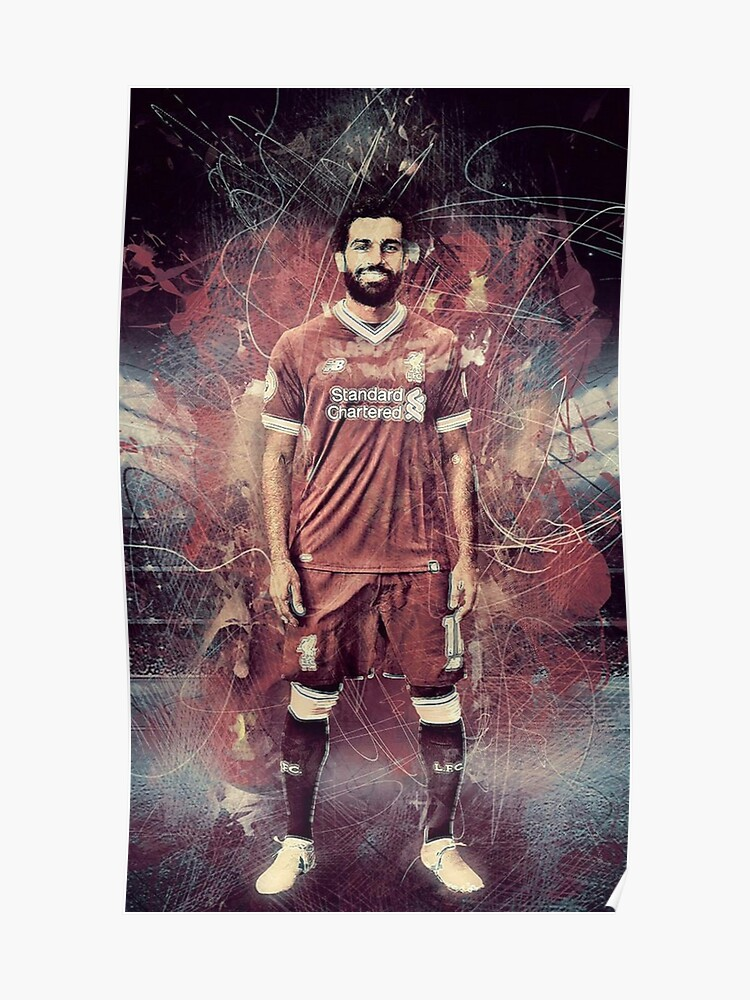 differently 810aa 1ceeb Art Mohamed Salah | Poster