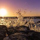Hear the Ocean, Be at Ease by lightwanderer