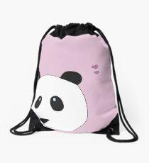 Panda love Rucksackbeutel