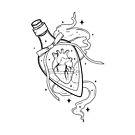 Love Potion  by Natasha Sines