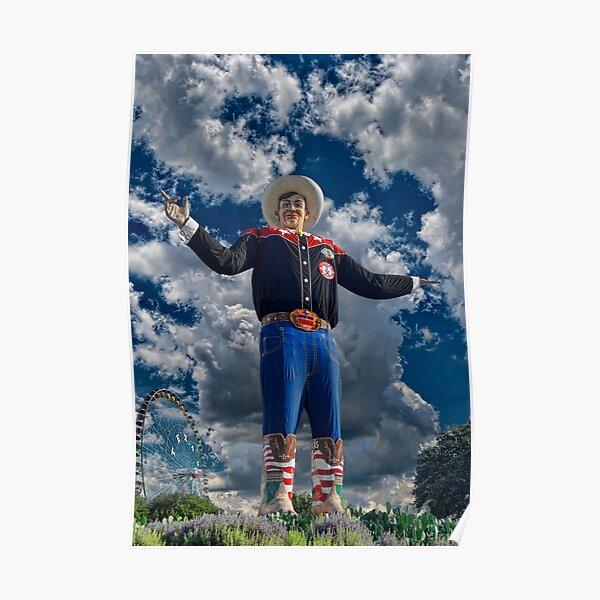 Big Tex 2017 Composite Poster