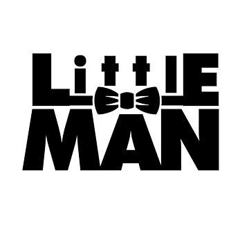 Little Man Kid's Best Art by hip-hop-art