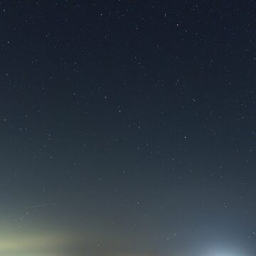 The Constellation of the Big Dipper by josefpittner