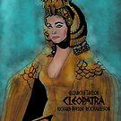 Cleopatra by artkarthik